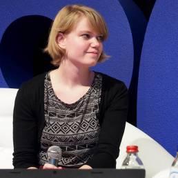 Boekenbeurs: Interview met Estelle Maskame