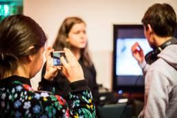 De Inktvinger: Workshop Literair Vloggen