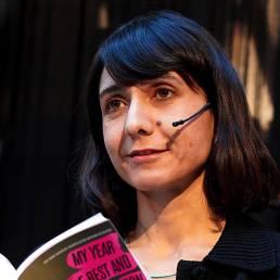 Boekvinder: Ottessa Moshfegh in Passa Porta