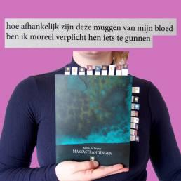 Boekvinder: Poëzie op zondag