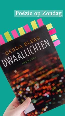 Poëzie op zondag: Gerda Blees