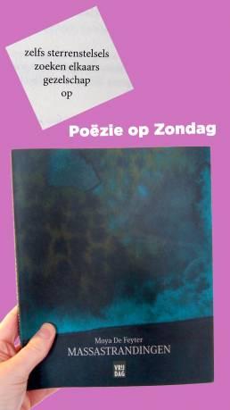 Poëzie op zondag: Moya De Feyter
