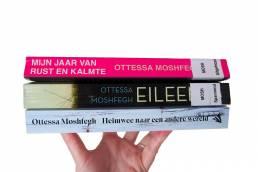 Boeken Ottessa Moshfegh