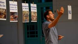 Theater Aan Zee | In Search of Democracy 3.0
