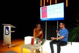 Boekenbeurs 2017: Mark Cloostermans