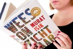 Libris Literatuur Prijs 2018: Wees onzichtbaar