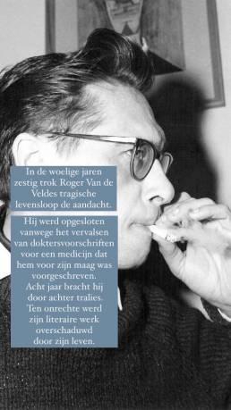 Uitgeverij Vrijdag: Roger Van de Velde Instagram Story 2
