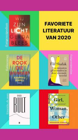 Boekvinder.be: Terugblik 2020 - Instagram Stories 3